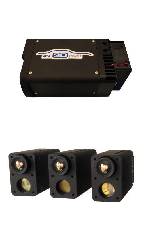automotive 분야의 3D Flash LiDAR를 대표하는 장비