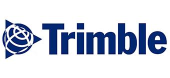 trimble 로고
