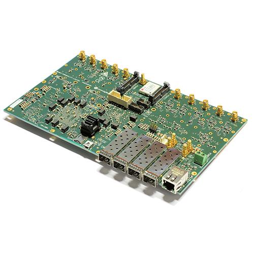 wireless communication 분야의 4G/5G Base Station를 대표하는 칩